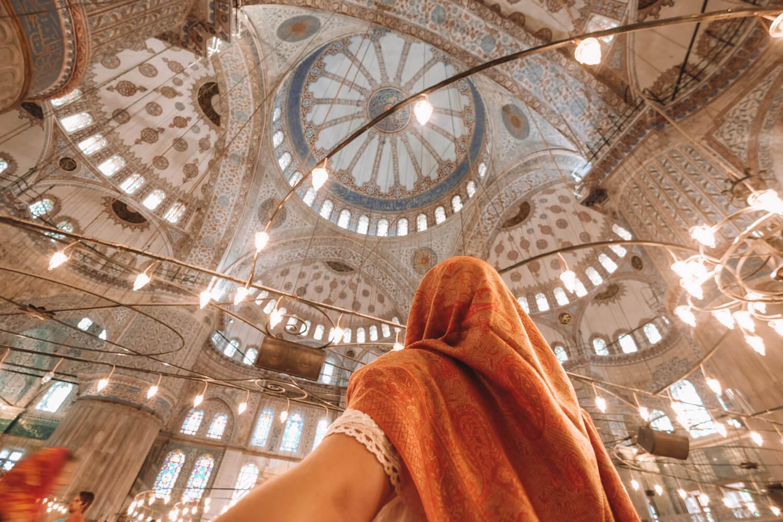 half day istanbul tour