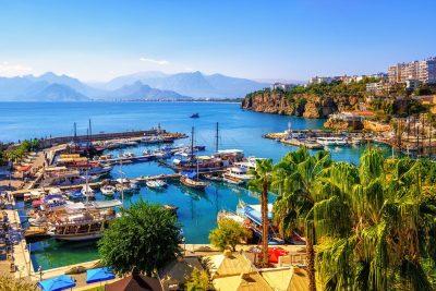 Istanbul Antalya turkey Tour Package