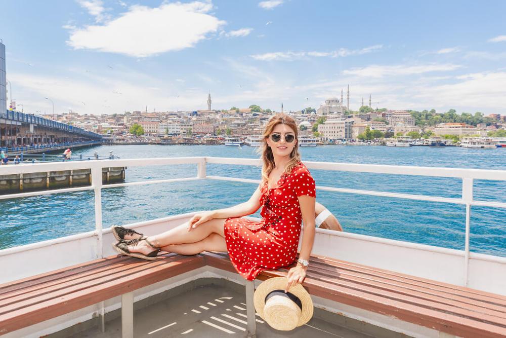 Daily Bosphorus Cruise tour