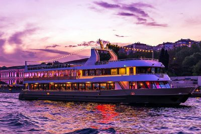 istanbul bosphorus dinner night cruise