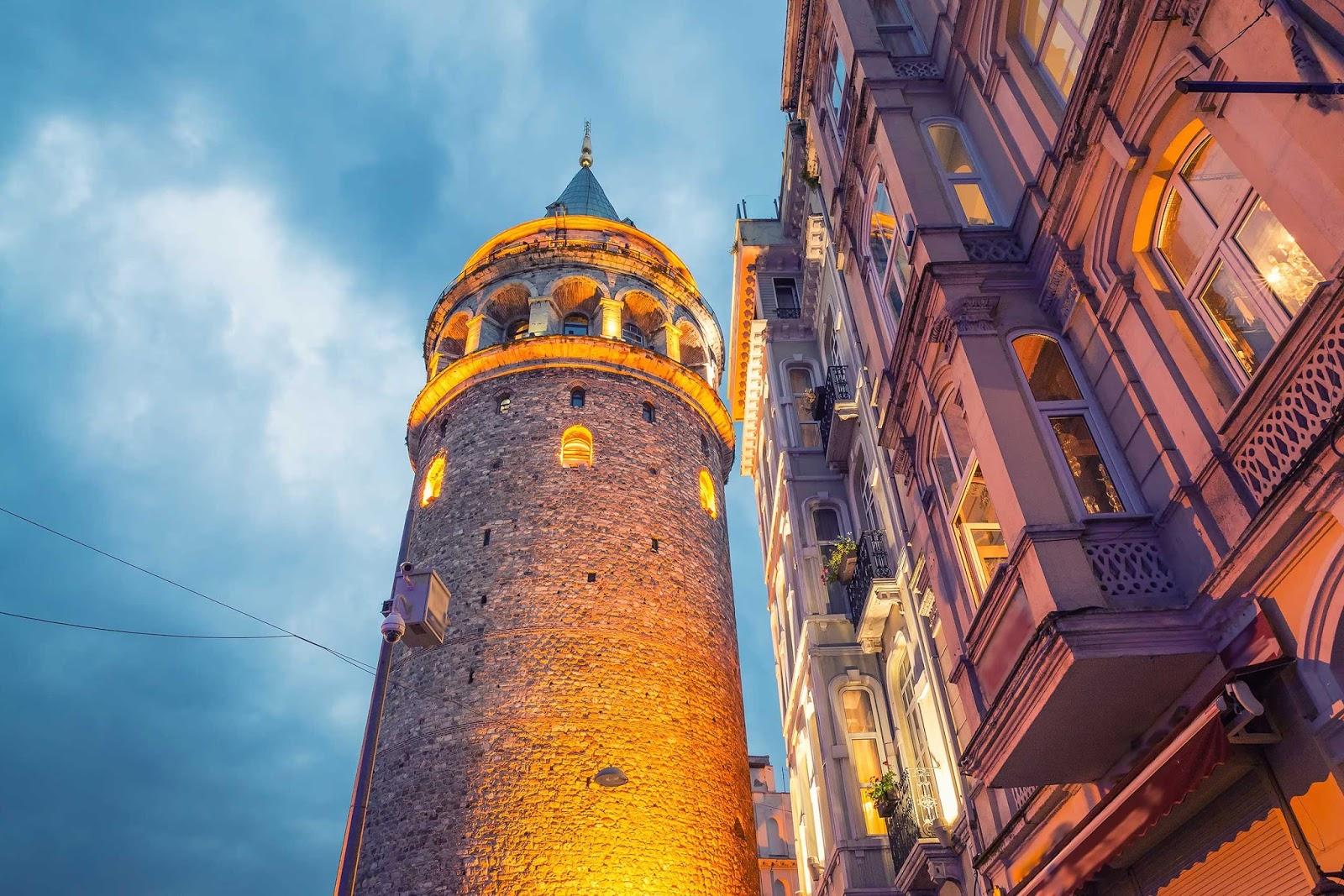7 days istanbul tour