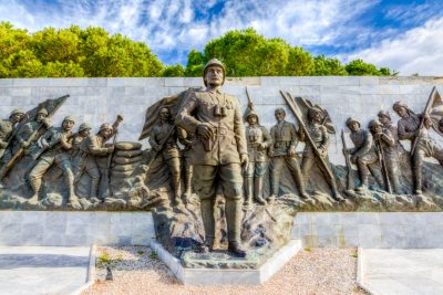 gallipoli anzac troy tour from Istanbul