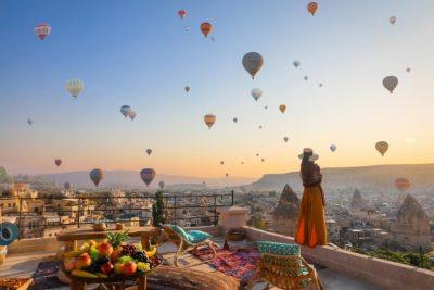 istanbul antalya cappadocia vacation packages
